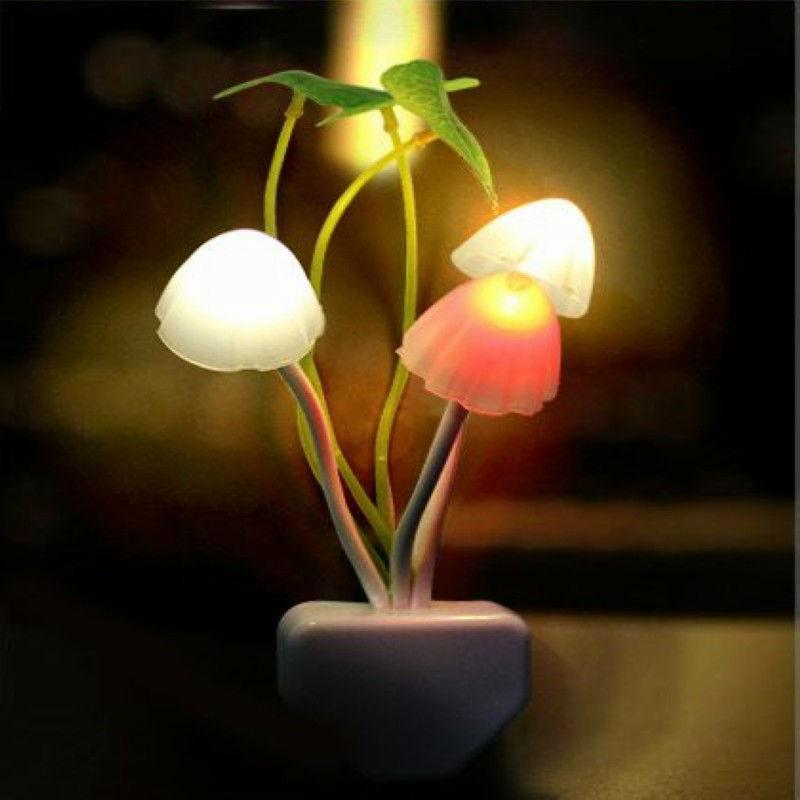 Novelty modern sconce twilight fixtures children toys wall nightlights ornamental flowerpot wall lamps 110-220V led lights(China (Mainland))