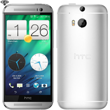 "D'origine HTC ONE M8 Unlocked 5.0 "" Quad - Core 16 GB / 32 GB ROM Android WCDMA WIFI NFC téléphone cellulaire rénové HTC M8(China (Mainland))"