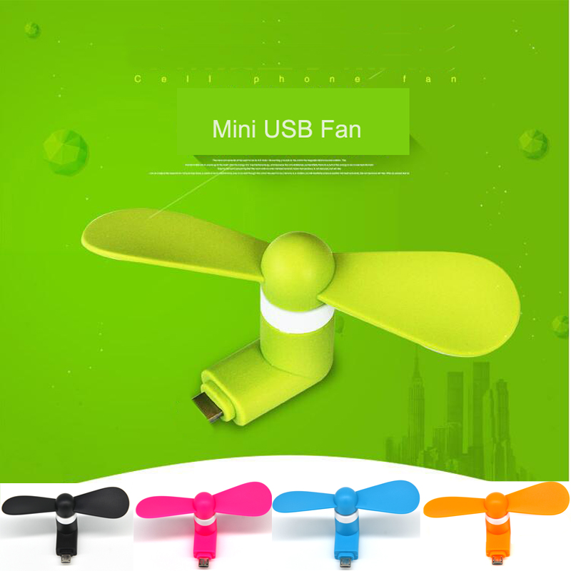 Mini USB Fan Portable Ventilador USB Gadget For i6/6s/5s Mobile Phone Electronic Fan Mutil-color Freeshipping(China (Mainland))