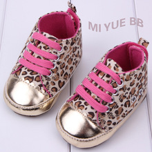 2016 babyshoes classic leopard baby toddler shoes baby leopard print shoes soft bottom shoes,11cm,12cm,13cm(China (Mainland))