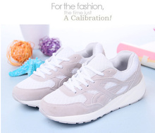 Free Shipping!2015 New Fashion Spring and summer Women Breathable mesh casual shoes women's jogging shoes(China (Mainland))