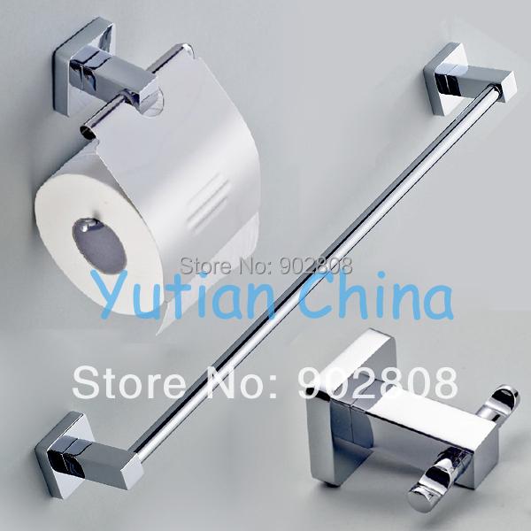 Organizador De Baño Acero Inoxidable:Stainless Steel Bathroom Accessories Sets