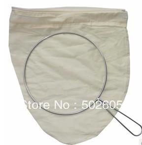 Small filter cloth bag. tea / milk / compartment slag bags / Juice Bag(China (Mainland))