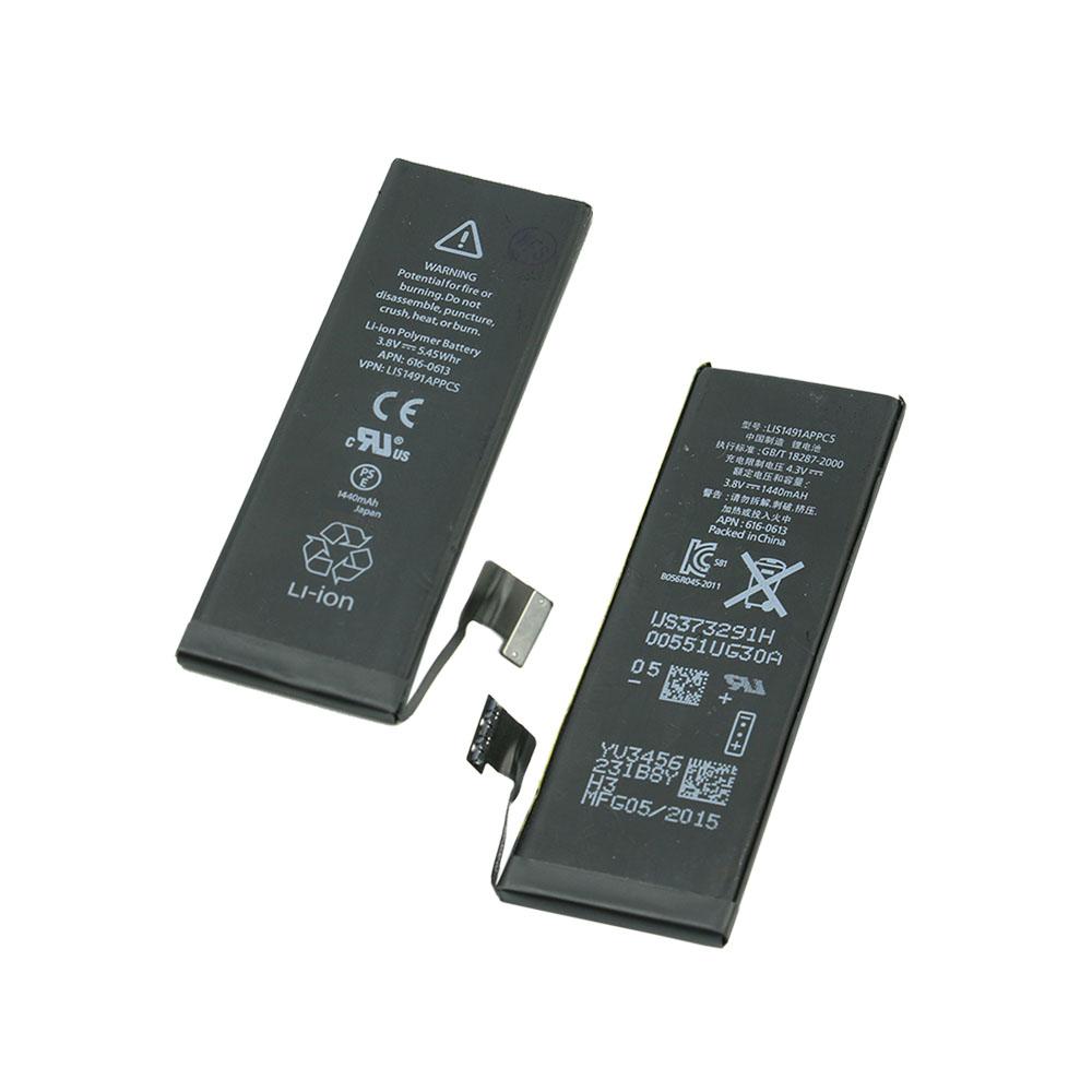 Гаджет  10 pcs/lot OEM Battery Replacement For iphone 5 1440mAh Lithium polymer for iphone 5 battery None Электротехническое оборудование и материалы