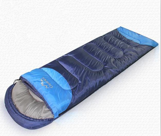 Four seasons adult sleeping bags outdoor camping sleeping bag lunch ultralight sleeping bags Free Shipping(China (Mainland))