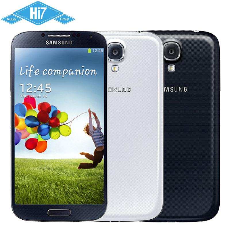 Original Samsung Galaxy S4 i9500 Quad Core 5 0 1080P 2GB RAM 16GB ROM 13MP Camera