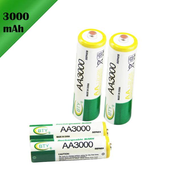 Аккумулятор AA 3000mAh 4
