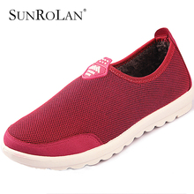 SUNROLAN Winter Cotton-Padded Shoes Slip Loafers Women's Plus Velvet Driving Flat Slip-Resistant Suede FL16382 - Footwear Store store
