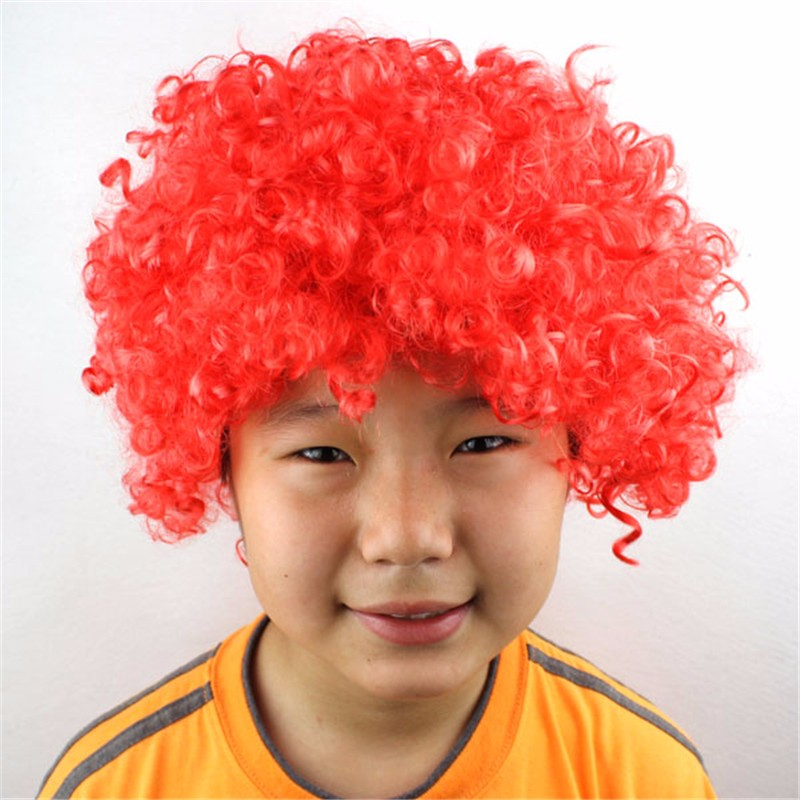 Afro Clown Wig  (21)