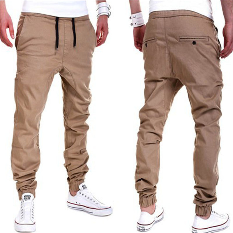 Popular Hop Zipper Pants Men Jogger-Buy Cheap Hop Zipper Pants Men ...
