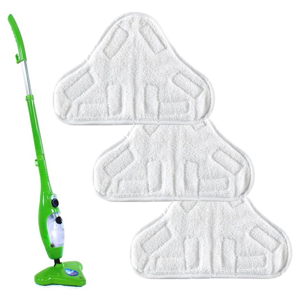 New Reusable Cloth Washable Microfiber Replacement Pads Fit H2O X5 Steam Mop Home Cleaning Tools 2016 Hot Sale(China (Mainland))