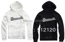 Free shipping new sale DREAMVILLE J COLE LOGO prnted hoodies fashion pullover sweashirt hoodies 8 colors(China (Mainland))