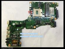 Бесплатная доставка полный funtion испытания ДЛЯ L55-A Гнездо rPGA-947 V000318010 Материнская Плата 1310A2555901