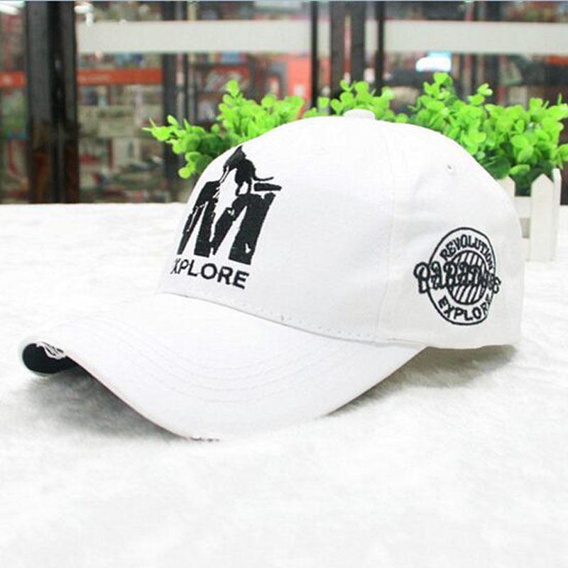 7 COLOR Baseball Caps Men's Snapback Sports Adjustable Bone Cotton M Wolf Women Hats Caps Casual Headwear New 2014 AA3036(China (Mainland))
