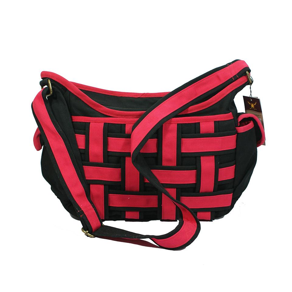 national style canvas fashion women shoulder bag designer vintage handbag lady messenger bags(China (Mainland))
