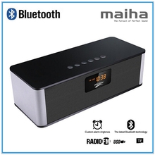 Maiha Portable Bluetooth Wireless Speaker Stereo Super Bass Big Power Subwoofer Loudspeakers HIFI Speaker