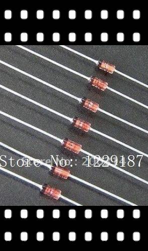 New original 40pcs,1N914 TFK Germanium Diodes Genuine NOS Tested Fuzz Pedal Mods Genuine & in stock(China (Mainland))