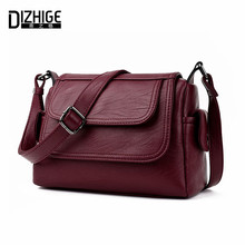 Buy DIZHIGE Brand 2017 Spring Summer Fashion Crossbody Bags Single Shoulder Bags Ladies PU Leather Bags Women Handbags New Sac Femme for $16.79 in AliExpress store