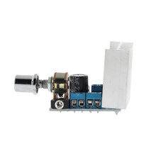 1pcs TDA7297 Version B 2*15W Digital Audio Amplifier Board Dual-Channel AC/DC 12V