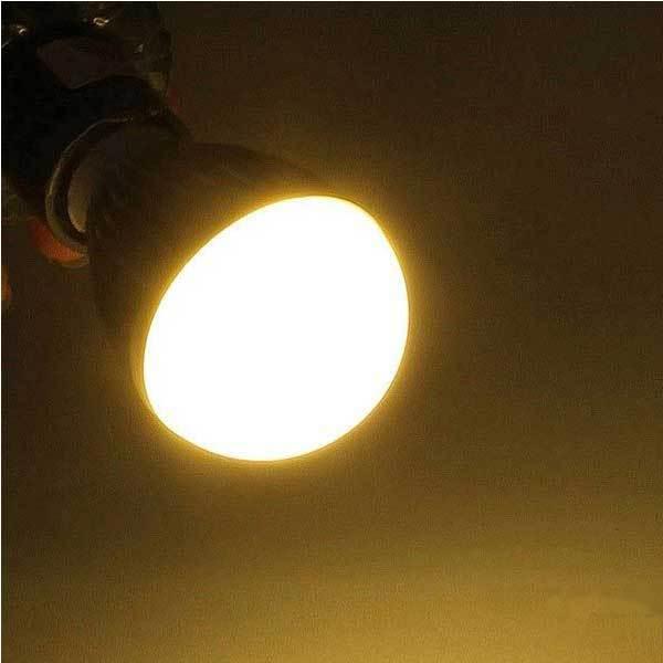 SamDeal E27 Dimmable 3W Warm White White AC 110V LED Globe Light Bulbs(China (Mainland))