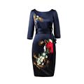 DHTEMA China Clothing 2016 New Female Chinese Vintage Silm Women Cheongsams Dress Delicate Handmade Qipao Unique
