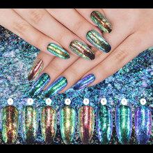 Buy New 0.15-0.2g Chrome Flakes Bling Nail Flecks Powder Galaxy Glitter Powder Nail Art Glitter Dust Solvent Resistant Glitter for $1.00 in AliExpress store