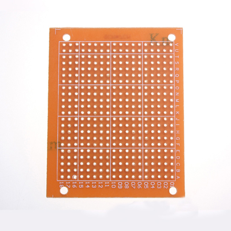 Гаджет  10PCS Breadboard Universal Printed Circuit Panel Board Prototype PCB 5x7 KK#Y None Электронные компоненты и материалы