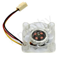 HOT SALE FREE SHIPPING 40 mm 3pin ROUND SVGA/VGA Video Card Chipset/Chip Cooling COOLER Fan 1PC #FS017
