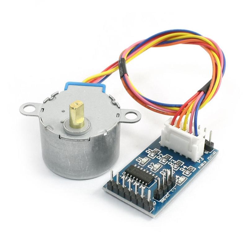 Stepper Motor Case For Arduino Controlador De Motor Paso A