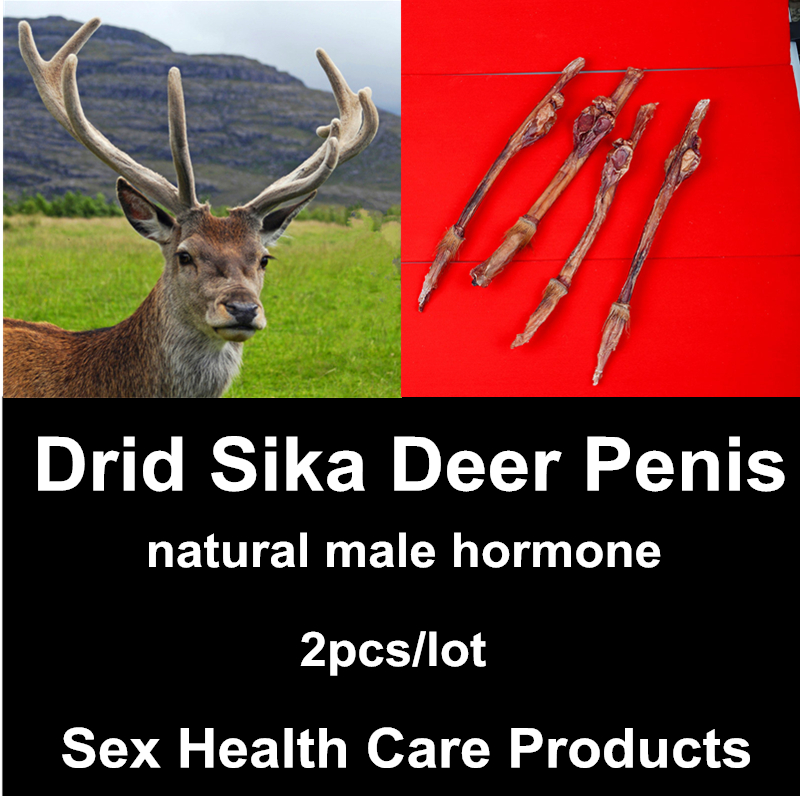 Whole Dried Sika Deer Penis Testes Chinese Sex Products Natural Medicine Food For Male Hormone Spotted Deer Lu Bian<br><br>Aliexpress