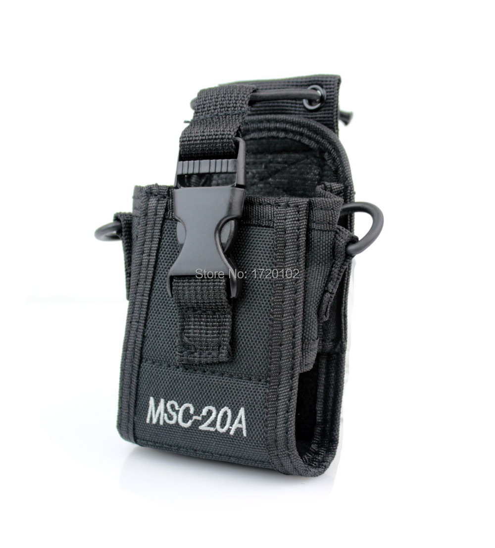 Walk talkie Case Holder for Kenwood/Yaesu/Motorola GP328+/344/328 on Duty Walkie talkie two way CB Ham Radio Protect Case(China (Mainland))