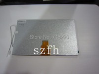 Free shipping 10.1inch Tablet lcd display H-H10118FPC-C0,40pin LCD screen,1024*600