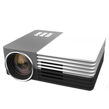 GOTiT GM50 Portable Mini LED Projector HD 1920x1080 600 Lumens Used Home Theater Business Education By PC/Computers(China (Mainland))