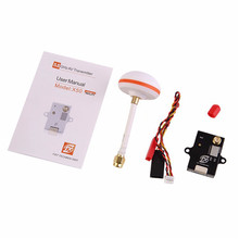 FX X50-6 5.8G 600mW 40CH Wireless Audio Video AV Transmitter Antenna RC FPV Quadcopter Multicopter Camera Drone - SuTing Trading Co., Ltd. store