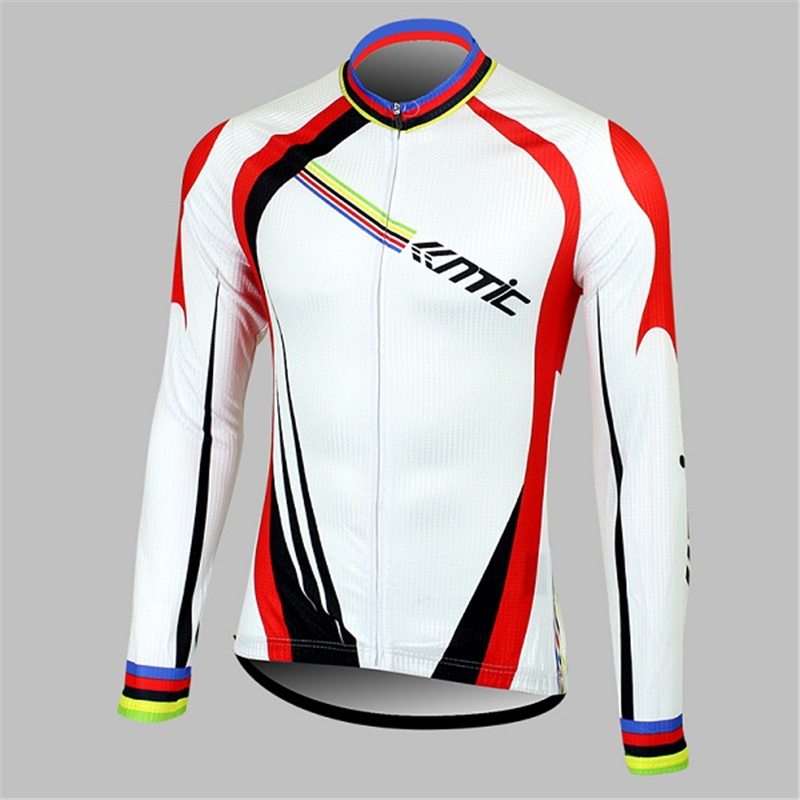 SANTIC Men Bicycle Jersey Cycling Jacket Outdoor Sport Bike Long Sleeve XL-3XL(China (Mainland))