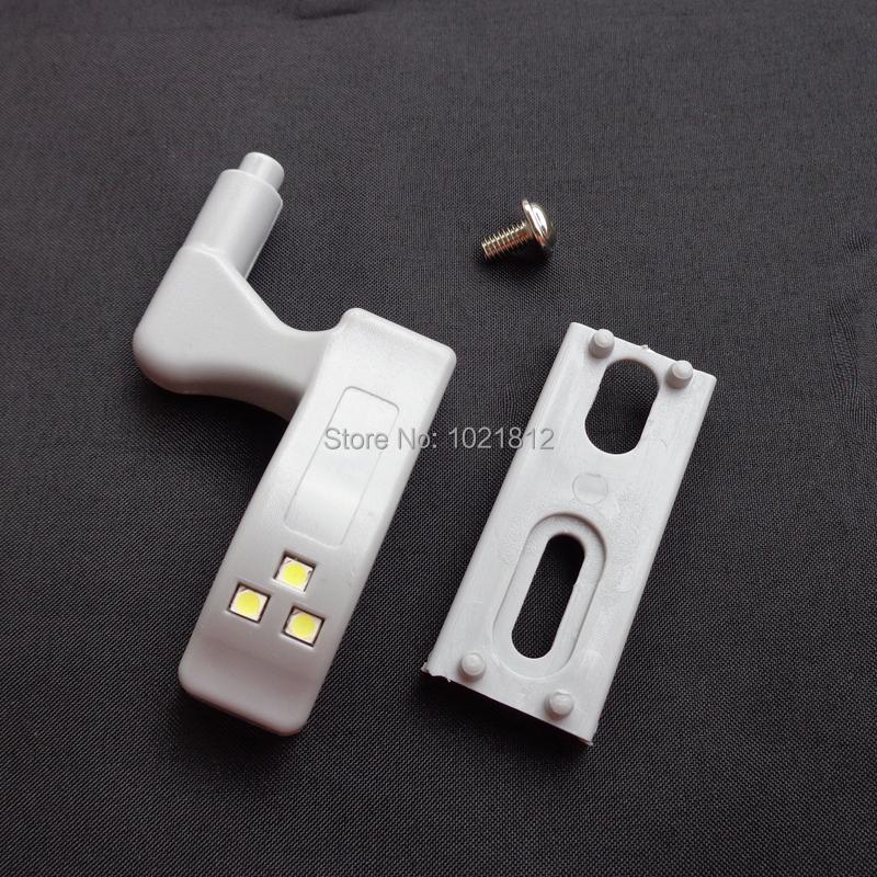 10pcs Cabinet Hinge LED Light Cupboard LED Light(China (Mainland))