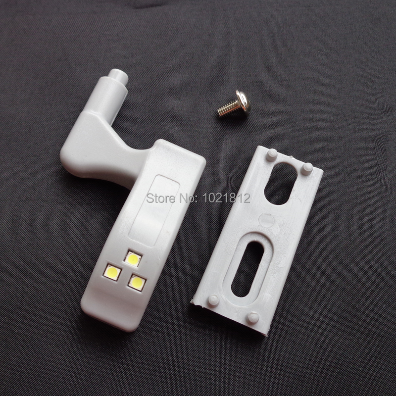 10pcs Cabinet Hinge LED Light Cupboard LED Light(China (Mainland))