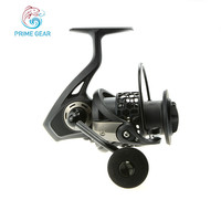 Smooth Fishing Reels 12BB Ball Bearings 5000 Series Spinning Fishing Reel Fish Wheel Fresh Salt Water