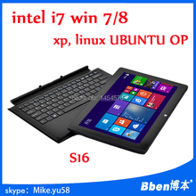 Newest Windows 8 Tablet pc 11.6 inch Bben I7 Intel Core 256/512GB ROM 4 RAM Support 3G 4G LTE Tablet 1366 * 768