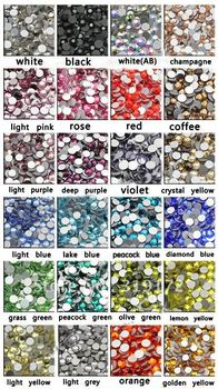 Fireproof Phone Sticker, 100pcs/bag, 5 bags/lot ,19 colours, Artificial Glass Diamond, Phone DIY Decoration, , free shipping