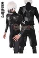 Custom Made Tokyo Ghoul The Second Season Kaneki Ken Cosplay Costume Black Luxury Anime Cosplay Costume