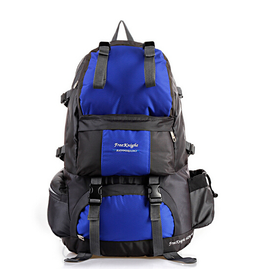 50L High-capacity casual outdoor sports backpack nylon waterproof travel backpack fashion Multi-function Mountaineering bag 0381<br><br>Aliexpress