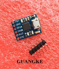Buy 1pcs CJMCU CP2102 MICRO USB UART TTL Module 6Pin Serial Converter UART STC Replace FT232 NEW arduino for $1.05 in AliExpress store