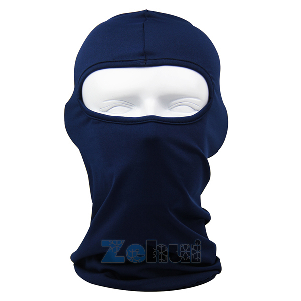 Unisex Outdoor Full Face Protection Lycra Balaclava Headwear Wholesale Ski Neck Cycling Motorcycle Mask(China (Mainland))