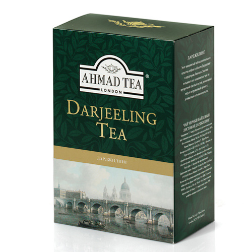 The British AHMAD TEA imported British AmAm group purchase Black Tea 250g boxed Darjeeling tea powder<br><br>Aliexpress