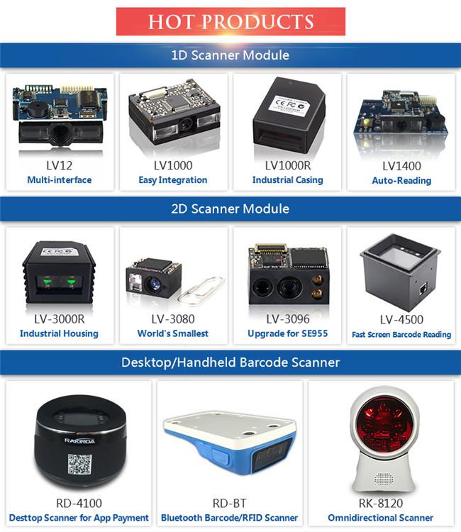 desktop barcode scanner06 hot products