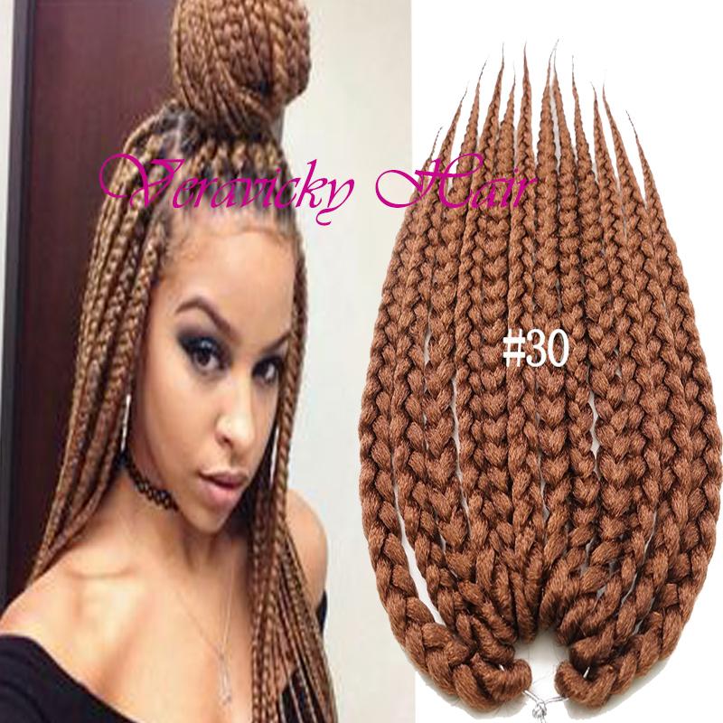 Synthetic crochet braids Havana Mambo Twist Crochet Braid Hair 12''80g/pack senegalese Twists Braiding Hair Extension freeship(China (Mainland))