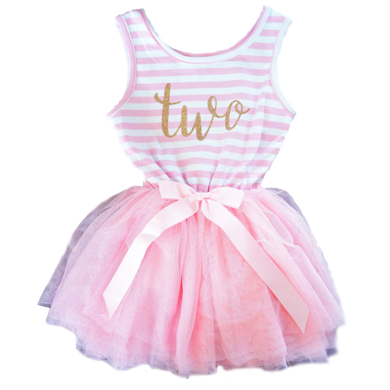 2016 Toddler Baby Dress Princess First Communion baptism Children Clothes 1 Year Birthday Baby Girls Dresses for Infant 2 year(China (Mainland))