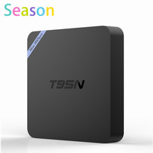 Buy New T95N Mini M8S pro Android 6.0 TV BOX Amlogic S905X quad-core cortex-A53 2G/8G KODI 16.0 Smart Android Tv box for $39.14 in AliExpress store