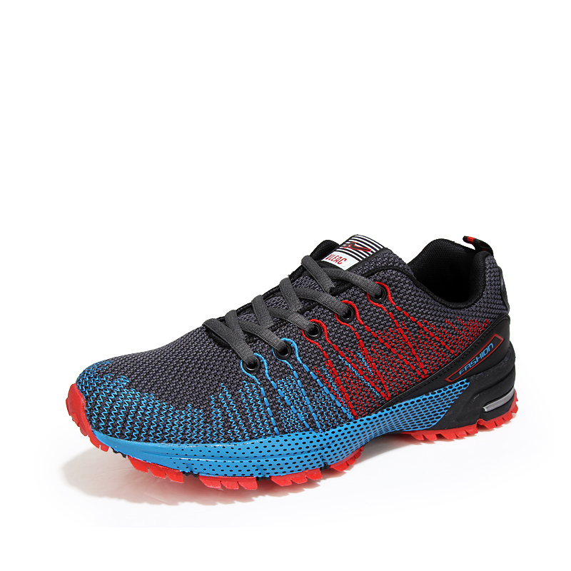 Sport Shoes Men Running Shoes Brand 2016 Spring/Autumn Athletic Shoes For Walking Flywire Lightweight Sneakers Runner Shoes Men(China (Mainland))